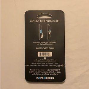PopSockets Accessories - PopSockets Multi-Surface Mount